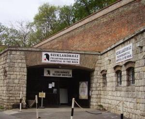 Ospedale nella Roccia Budapest